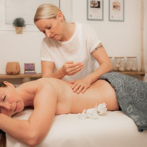 Deep Relaxation Massage