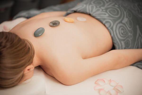 Anti-Schulstress Massage